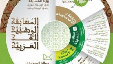 Photo of التعليم تحتفي باليوم العالمي «للغة العربية»