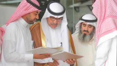Photo of محافظ المذنب يستقبل رئيس قسم العناية بالتراث الوطني