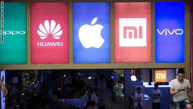 Photo of أكبر سوق للهواتف الذكية في العالم تشهد انخفاضاً ملحوظاً