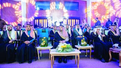 Photo of أمير القصيم يشهد حفل تكريم 27 فريقاً تطوعياً