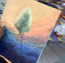 "Photo of ""فن الرسم"" مقصد تعليم القصيم لتحقيق ""جودة الحياة 2020"""