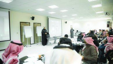 Photo of مركز تنمية القيادات والقدرات بالجامعة يقدم برنامجه التدريبي الثاني لأعضاء هيئة التدريس الجدد