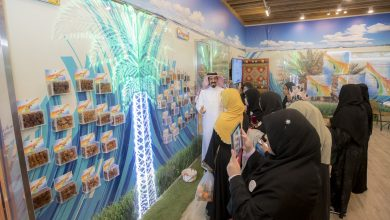 Photo of معرض الجامعة عن «النخلة» يجذب أنظار زوار جناح تراث القصيم بالجنادرية