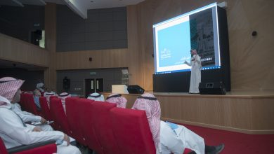 Photo of بحضور أكثر من 60 منسق ومنسقة إدارة الإعلام والاتصال بالجامعة تنظم «البرنامج التنسيقي الإعلامي الثاني»