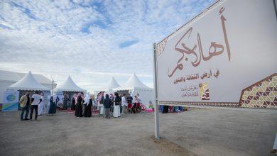 Photo of أكثر من 3200 مستفيد من برامج الجامعة في مهرجان الغضا بعنيزة