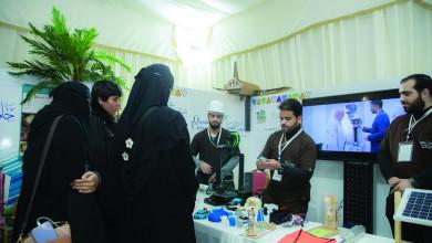 Photo of 7 مشاريع لطلبة كلية الهندسة تنال إعجاب زوار مهرجان «ربيع بريدة 41»