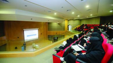Photo of عمادة البحث العلمي تنظم دورة تدريبية حول «مهارات الكتابة الأكاديمية والنشر العلمي»