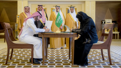 Photo of الأمير فيصل بن مشعل يشهد توقيع اتفاقية بين وزارة العمل والتنمية الاجتماعية وإمارة المنطقة لتأسيس منصة للتطوع بإمارة المنطقة