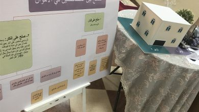Photo of معرض عن«المنتجات المالية الشرعية» لطالبات كلية العلوم والآداب بعنيزة