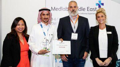 Photo of الجامعة تفوز بنصف جوائز معرض دبي الدولي للمختبرات «ميدلاب 2019»