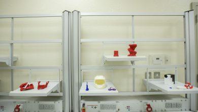 Photo of كلية الهندسة تُنفذ عدة مجسمات لعظام مختلفة باستخدام تقنية الطباعة الثلاثية الأبعاد بمعامل الكلية