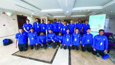 Photo of الجامعة تحصد 11 ميدالية في بطولة الجامعات السعودية لألعاب القوى