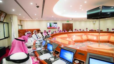 """Photo of """"اللجنة الطلابية"""" تعقد اجتماعها لمناقشة عدد من المقترحات"""