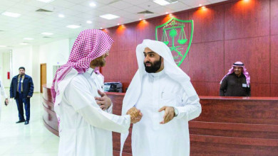 Photo of رئيس ديوان المظالم يزور المحكمة الإدارية ببريدة